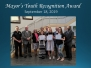 2019-2020 Mayor's Youth Recognition Awards