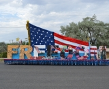 Tooele City's Float - 4th of July Parade 2015