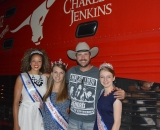 2015 Miss Tooele City Royalty with Charley Jenkins