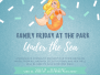 Friday at the Park 2018 - Under the Sea