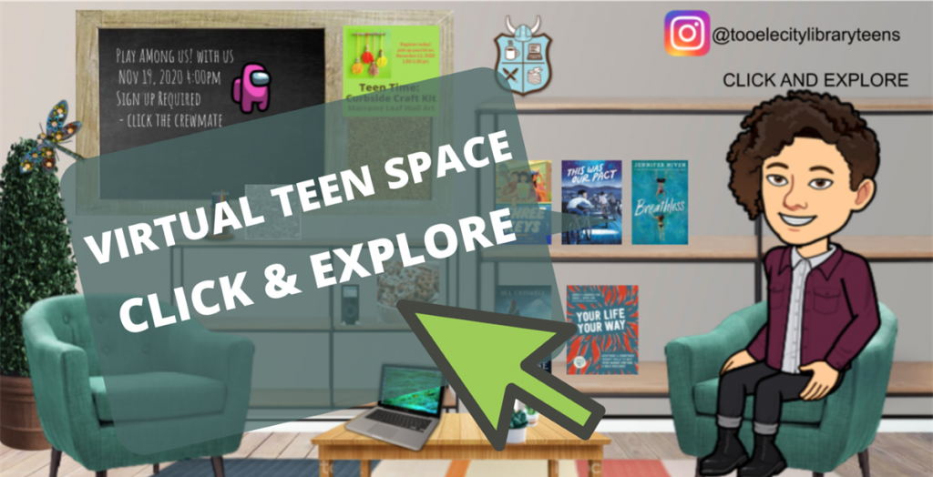 November Virtual Space for Teens