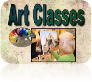 Arts Council Art Classes
