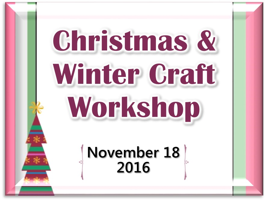Girls Night Out Christmas Craft Workshop 2016