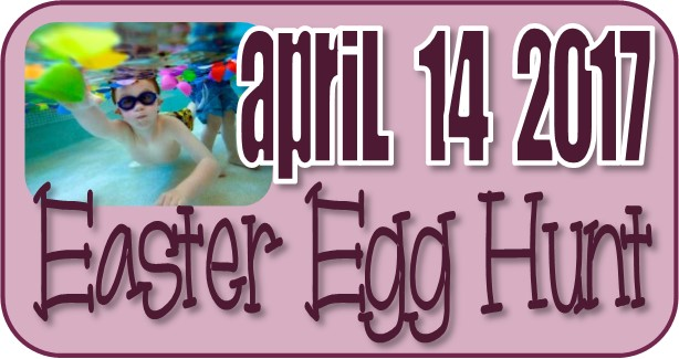 Easter Egg Hunt at the Pratt Aquatic Center