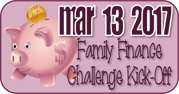 Family Finance Challenge