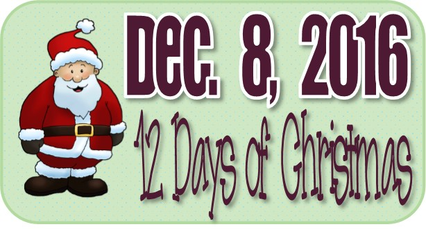 Twelve Days of Christmas December 2016