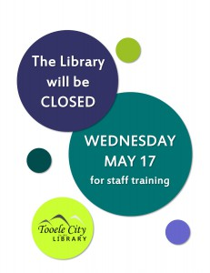 Library Closed: Staff Training