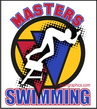 Masters Swimming Logo