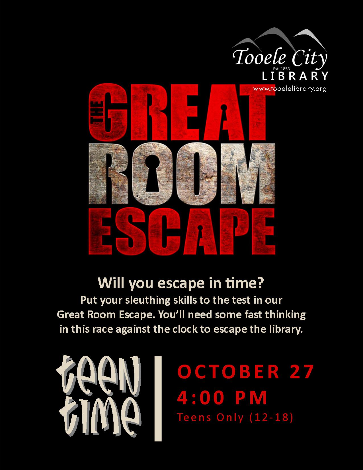 10-27-tt-great-room-escape | Tooele City