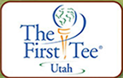 Golf: The First Tee of Utah Program - Click Here to Register