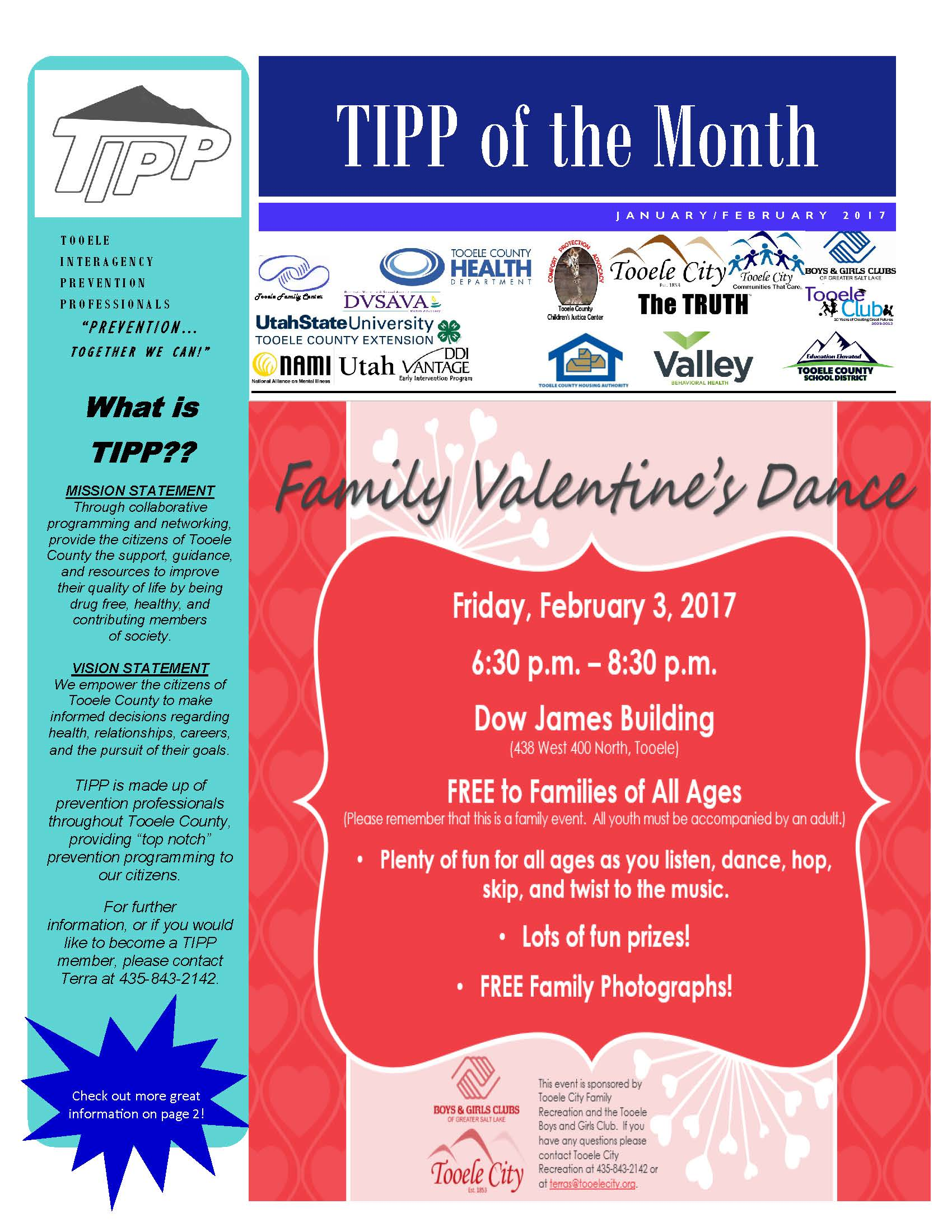 TIPP Newsletter January 2017