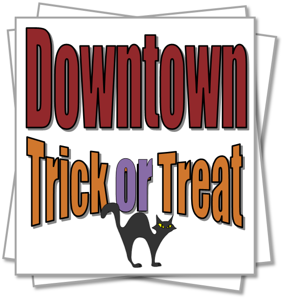Downtown Trick-or-Treat Photo Gallery
