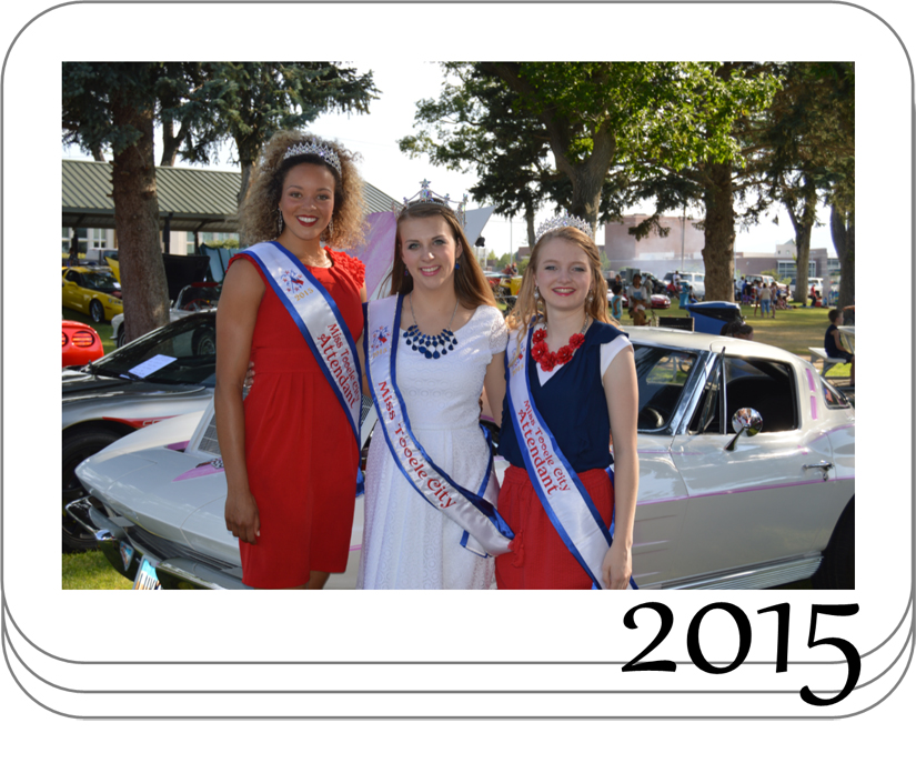 2015 Miss Tooele City Royalty