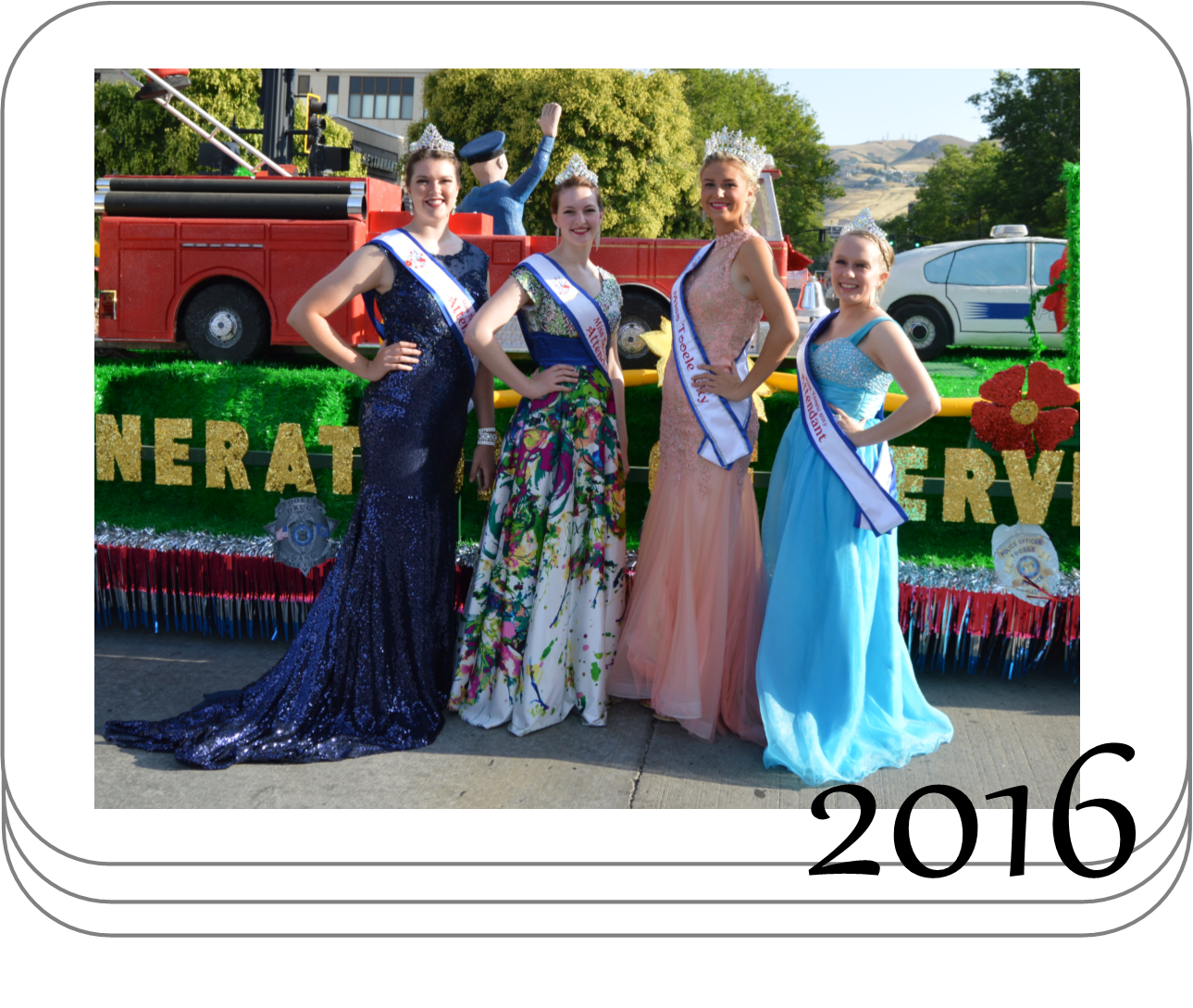 2016 Miss Tooele City Royalty