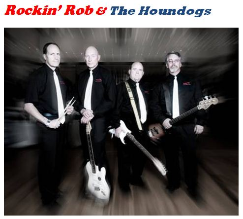 Rockin' Rob and The Houndogs
