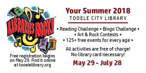Summer Library Experience for ALL ages!  @ Tooele City Library | Tooele | Utah | United States