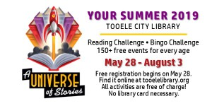Opening Day! Summer Reading for ALL ages!  @ Tooele City Library | Tooele | Utah | United States