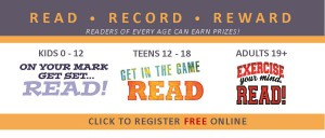 Summer Reading for ALL ages!  @ Tooele City Library | Tooele | Utah | United States