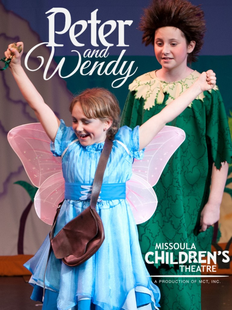 Peter and Wendy Auditions and Performances