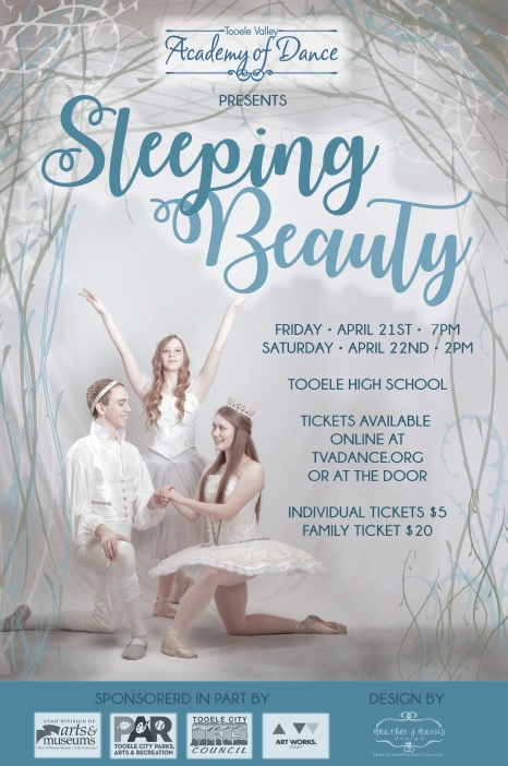 Sleeping Beauty presented by Tooele Valley Academy of Dance @ Tooele High School Auditorium | Tooele | Utah | United States