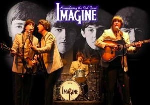 Fridays on Vine:  Imagine - Remembering the Fab Four @ Aquatic Center Park | Tooele | Utah | United States
