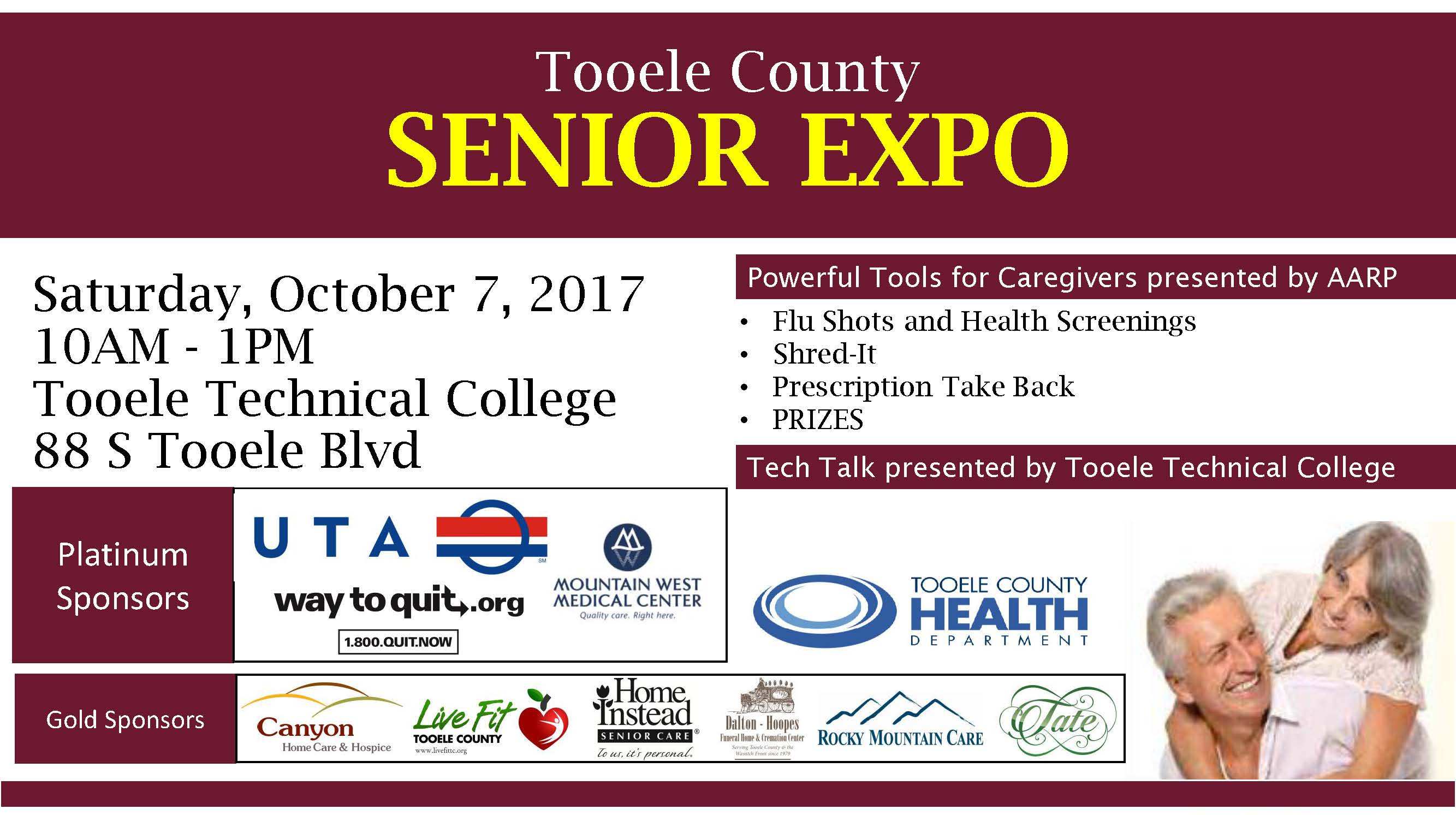 Senior Expo Flyer 2017