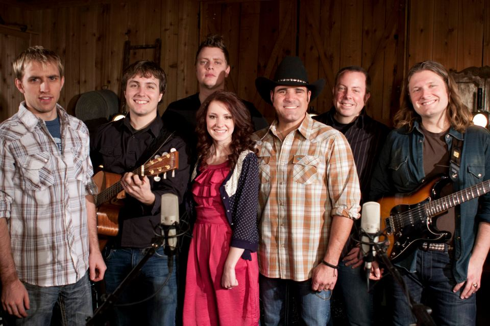 Artie Hemphill and the Iron Horse Band