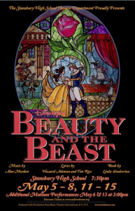 "SHS Theater presents Disney's ""Beauty and the Beast"" @ Stansbury High School Auditorium 