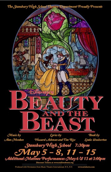 "SHS Theatre presents ""Breakfast with Belle and the Beast"""