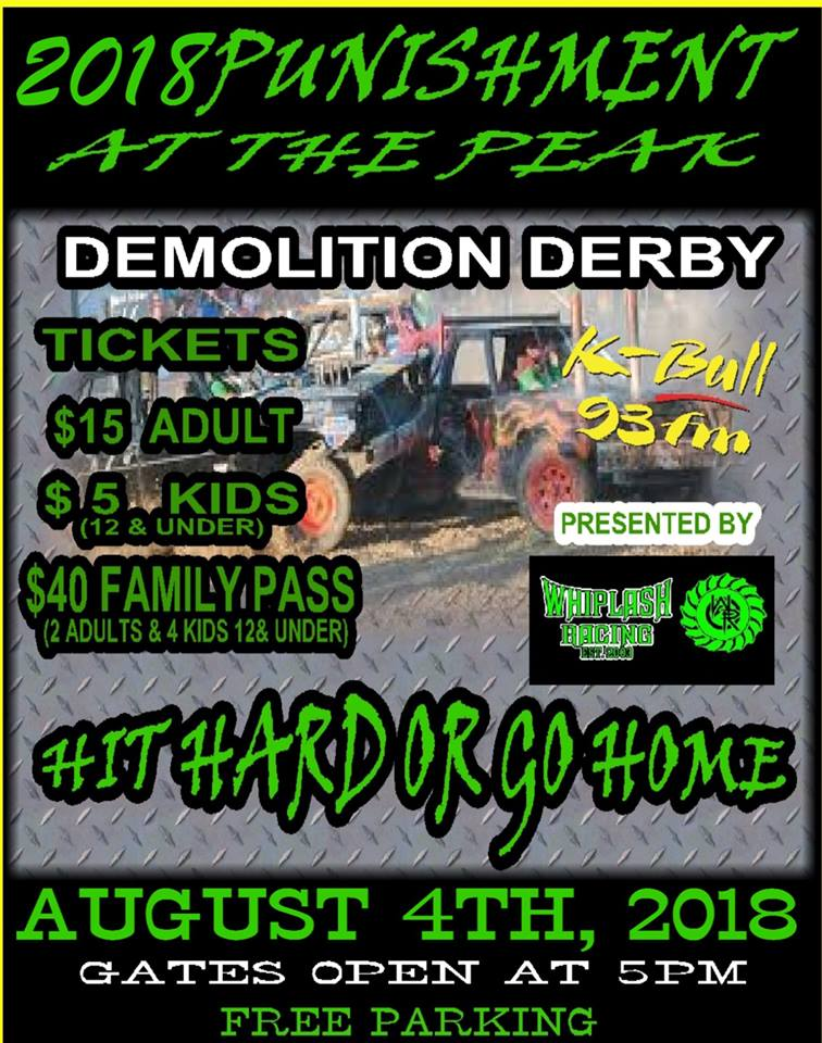 Tooele County Fair - Derby 2018