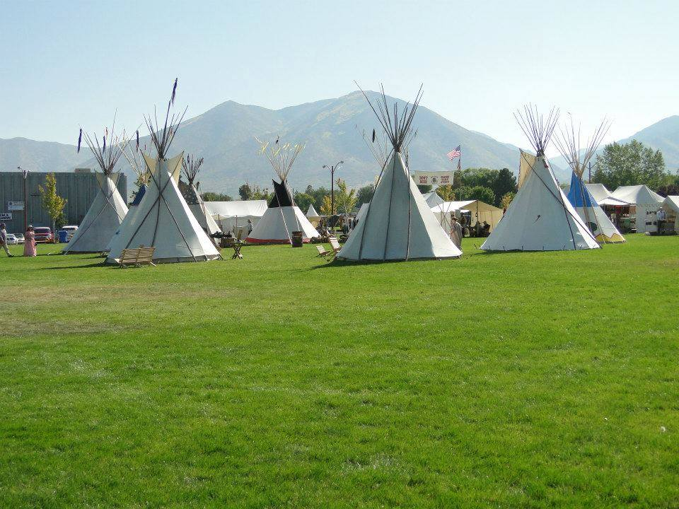 24th Annual American Heritage Festival, Mountain Man Rendezvous & Black Powder Fun Shoot, Pow Wow @ Dow James Complex | Tooele | Utah | United States