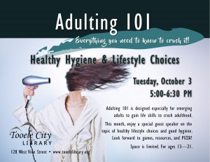 10 03 Adulting Health Hygiene - Detailed