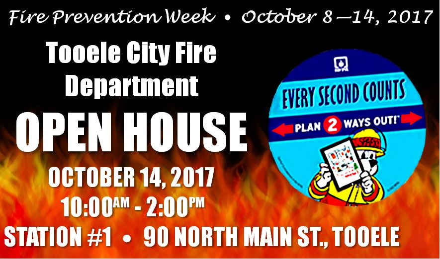 Fire Open House 2017