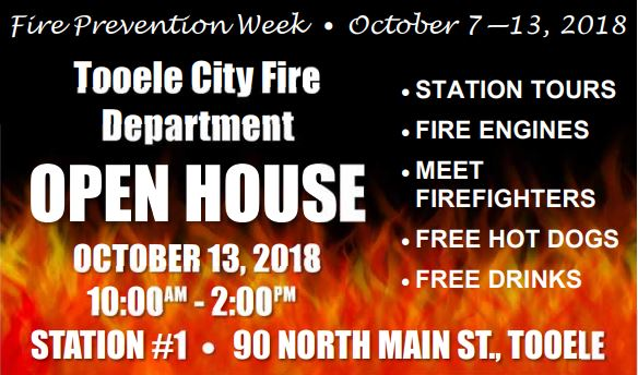 Fire Open House 2018