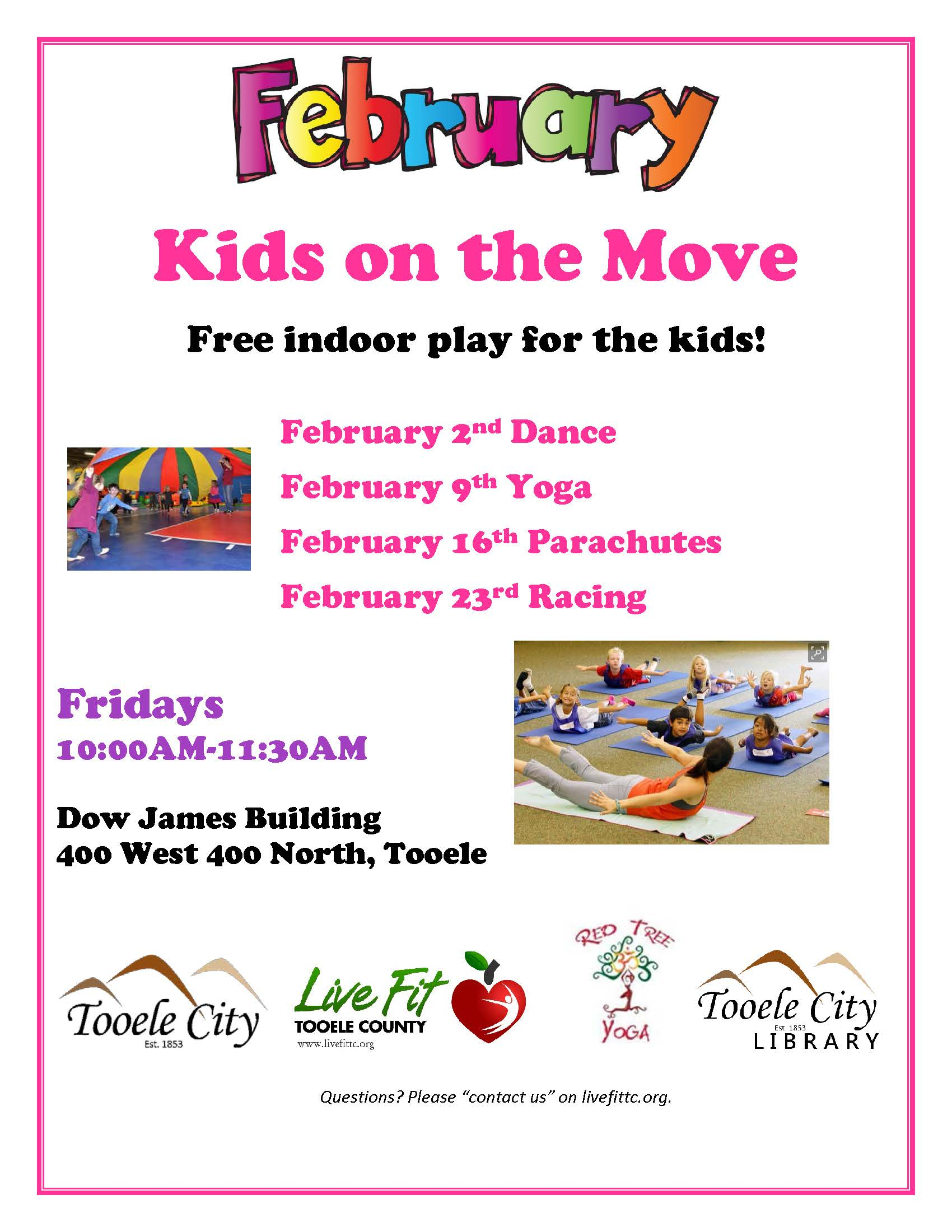 Kids On The Move February 2018