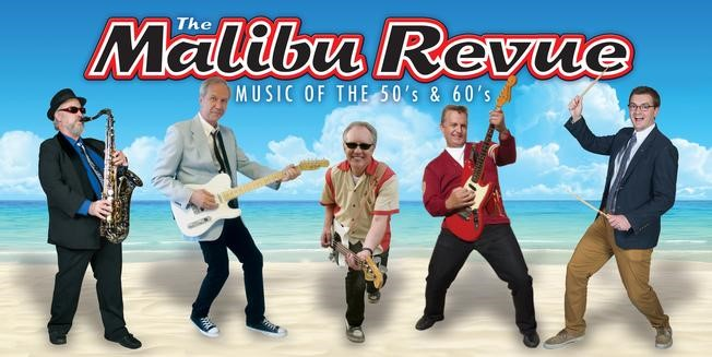 Fridays on Vine:  The Malibu Revue @ Aquatic Center Park | Tooele | Utah | United States