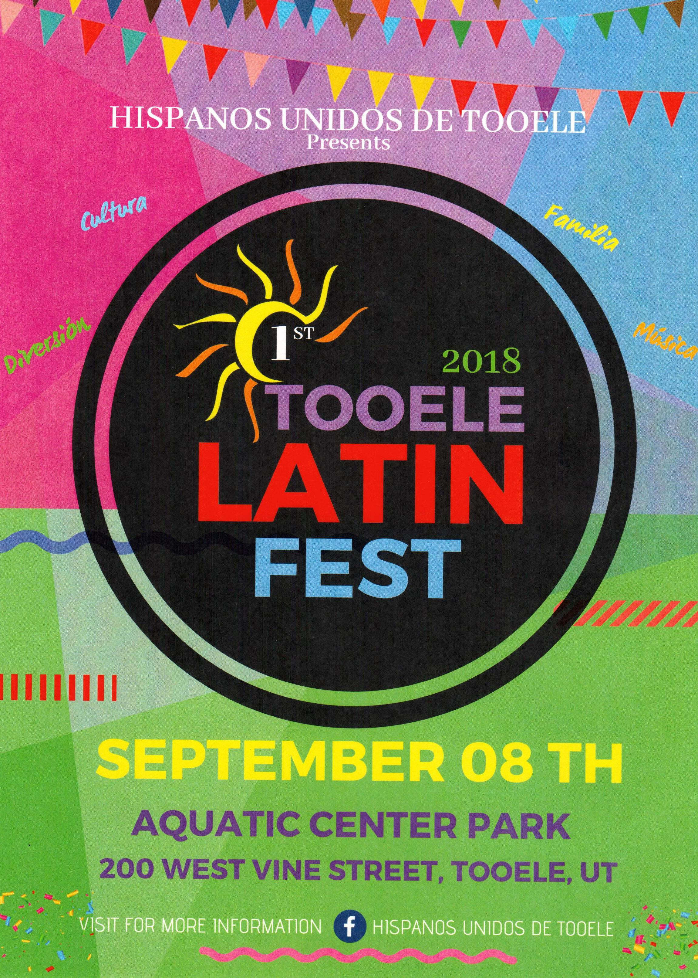 2018 Tooele Latin Fest @ Aquatic Center Park | Tooele | Utah | United States