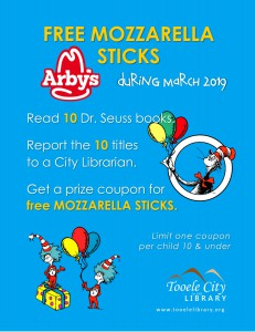 Celebrate Seuss Month @ Tooele City Library | Tooele | Utah | United States