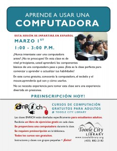 03 01 Enrich Spanish Meet the Computer - Spanish Translation