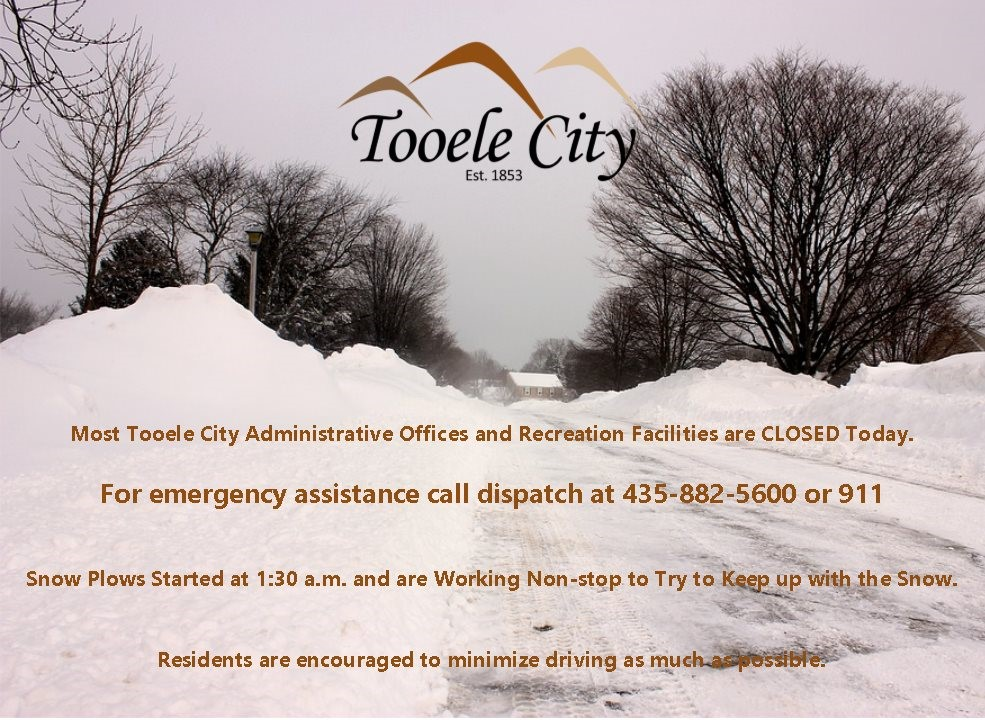 Snow Day February 6 2019