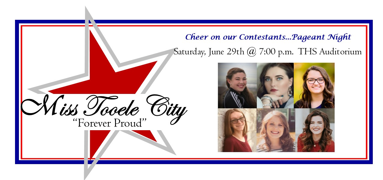 Miss Tooele City Pageant 2019
