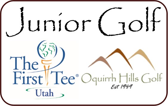 Junior Golf - Click Here to Register