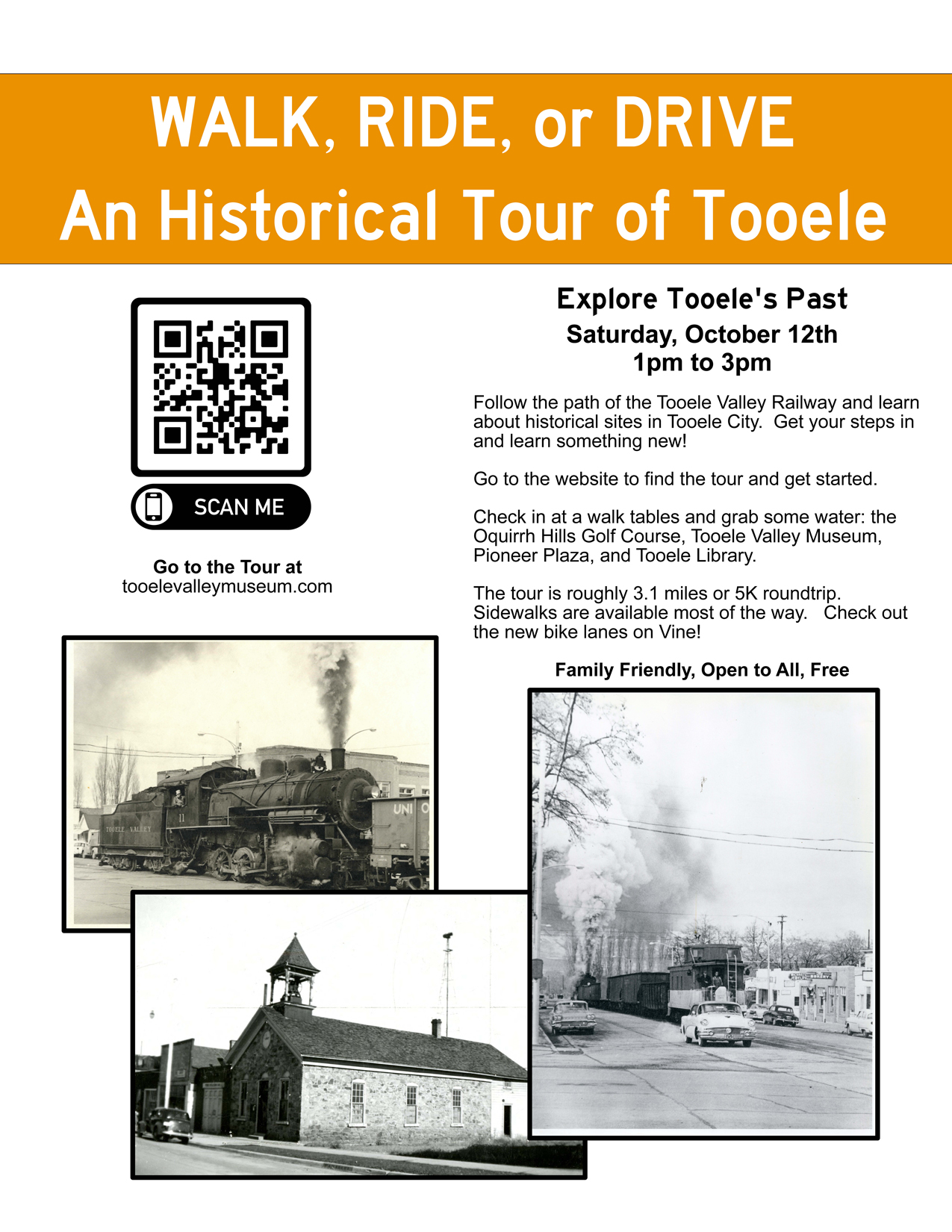 Historical Tour of Tooele