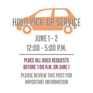 Library Hold Pick Up @ Tooele City Library   Tooele   Utah   United States