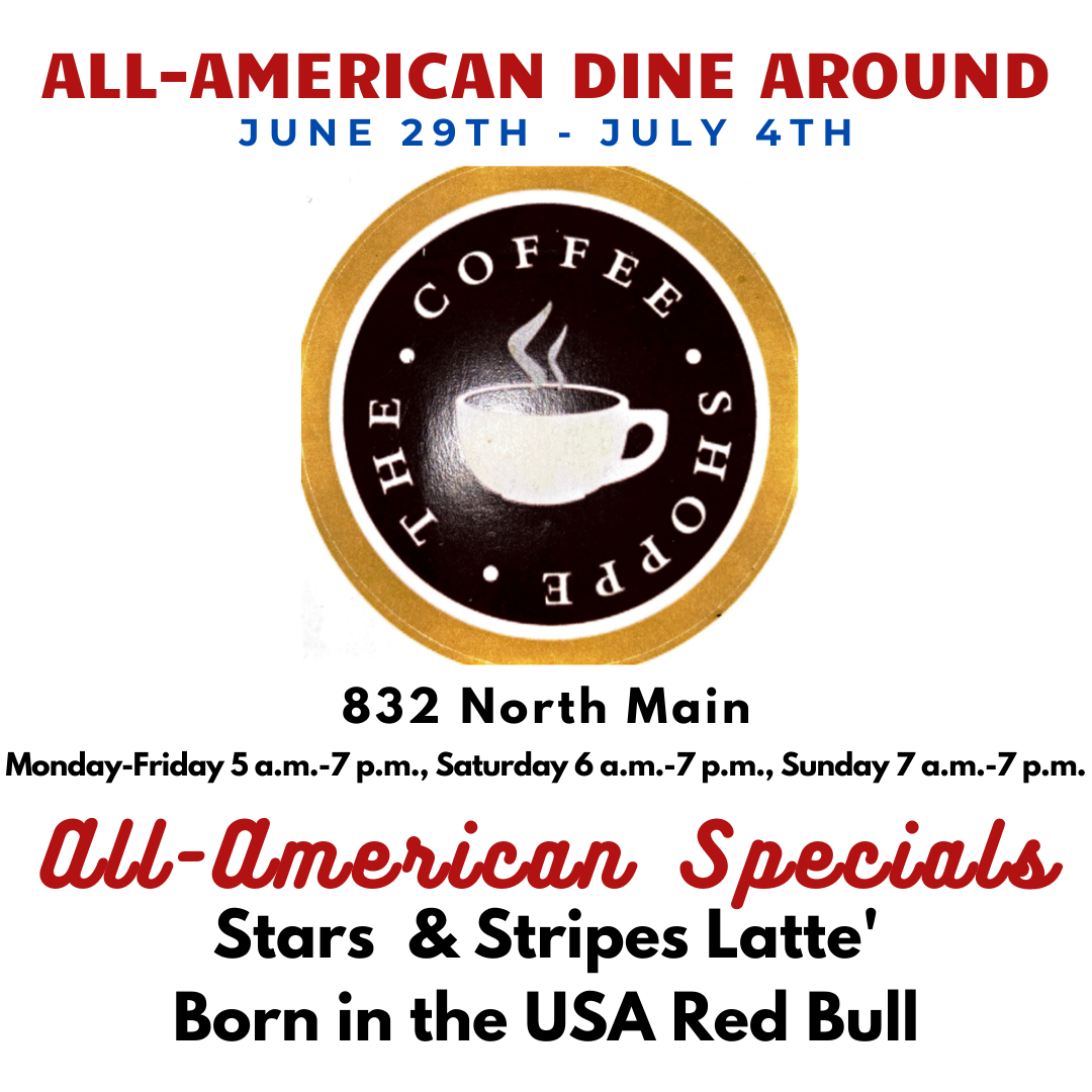 All-American Dine Around @ Tooele | Utah | United States