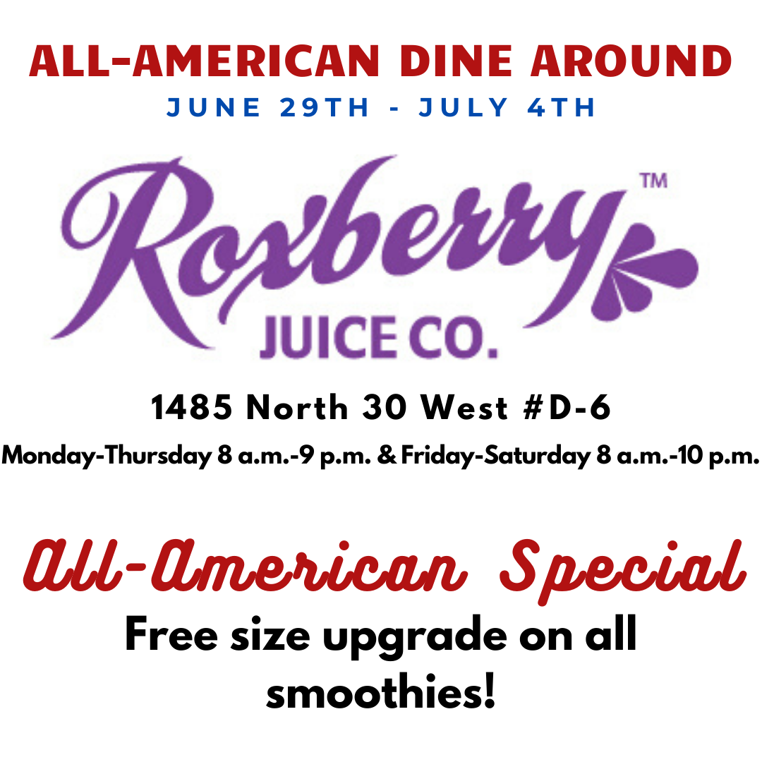 Roxberry Juice Co. - All American Special