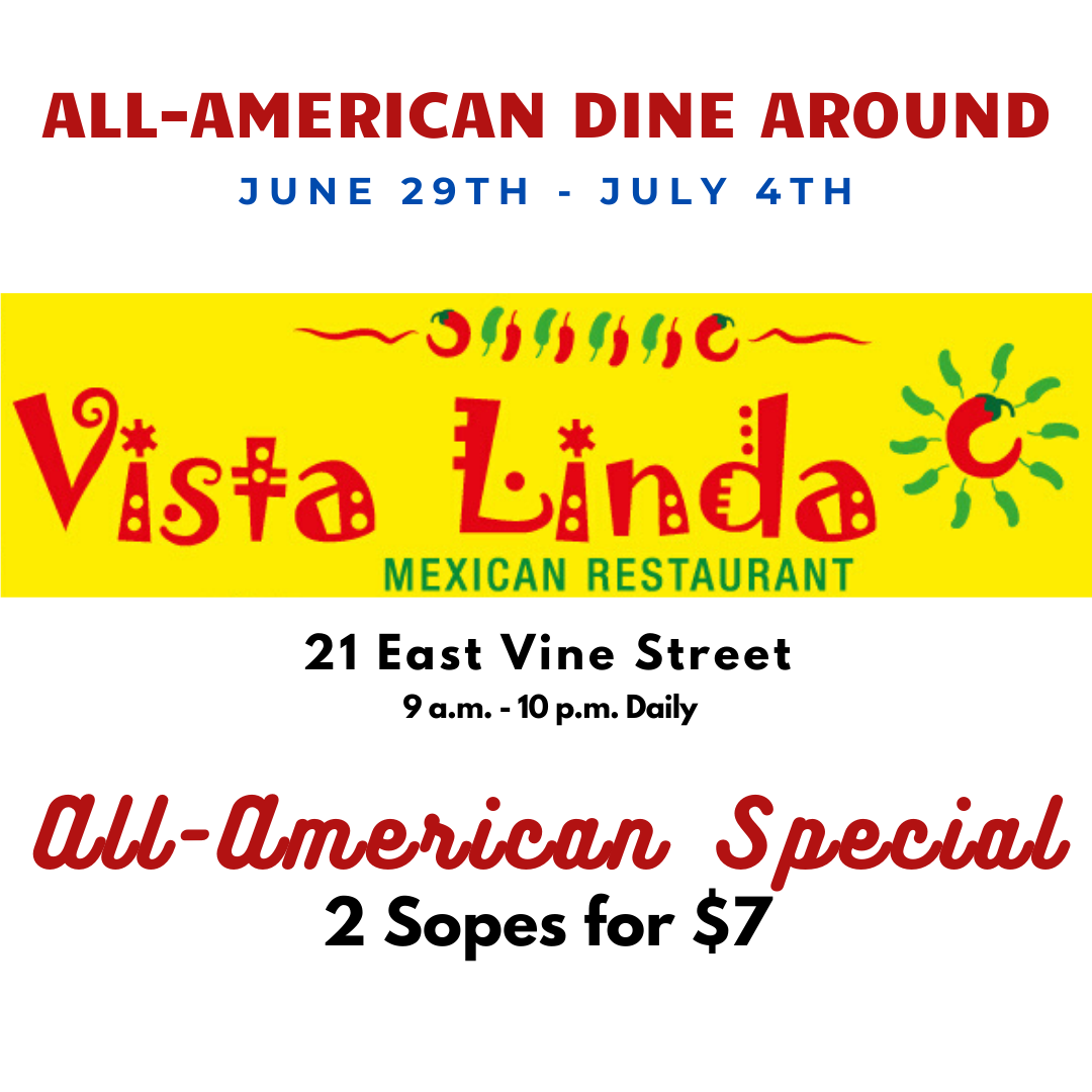 Vista Linda - All American Special