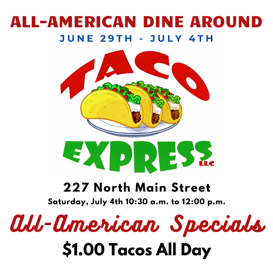 Taco Express - All American Special