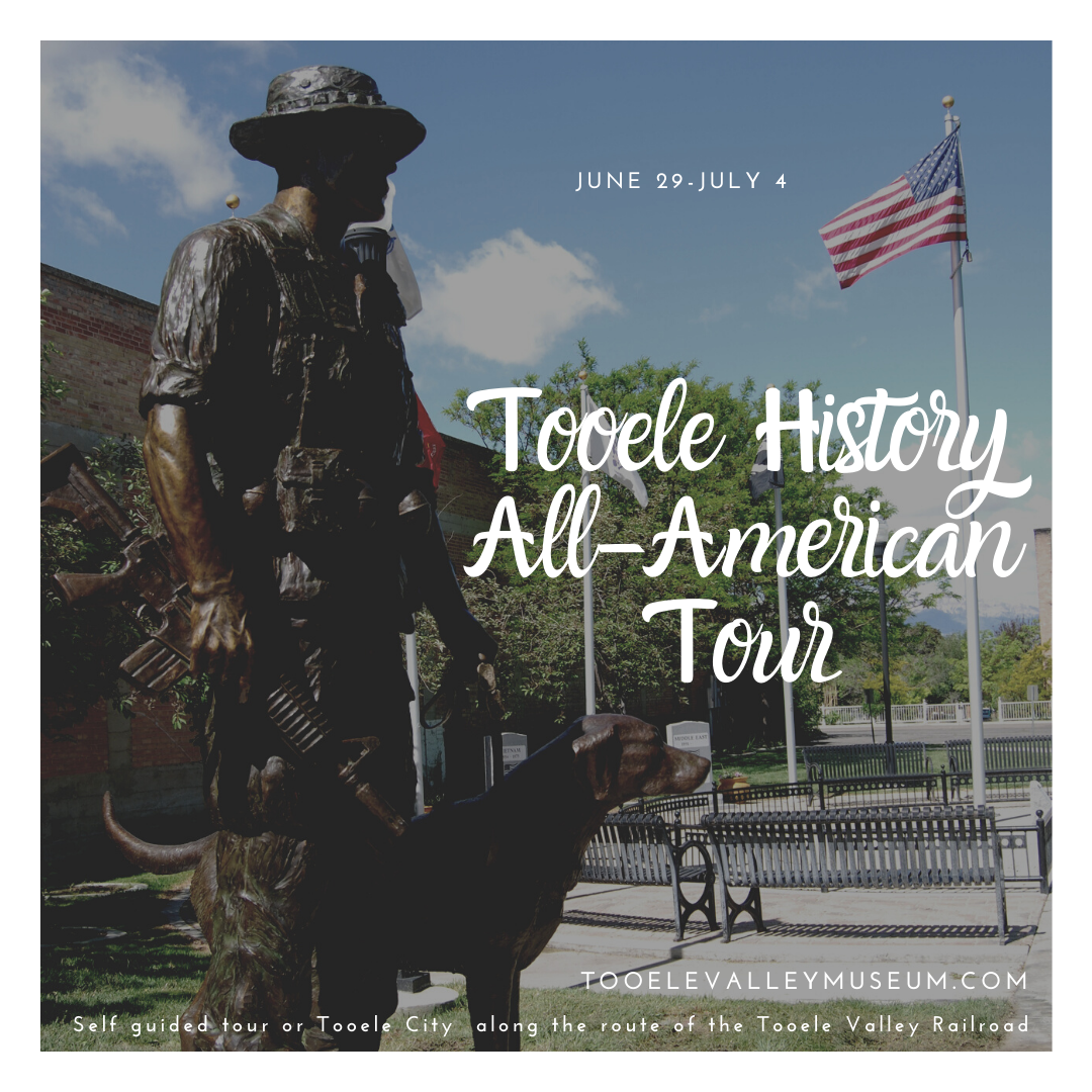 Tooele City Historic All-American Tour