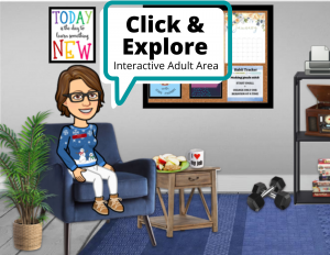 January Virtual Space for Adults